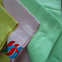 Microfiber faux suede fabric (80%Polyester+20%Nylon)