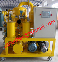 Hot sale Aged Transformer Oil Purifier Plant, dehydration,degassing,particle removal PLC