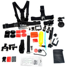 Top supplier for Go pro heros 4 accessories with J-hook basic mount floating handle