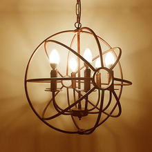 Contemporary candlestick chandelier pendant light with led light source