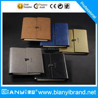 2015 New Organizer Agenda/Leather Portfolio