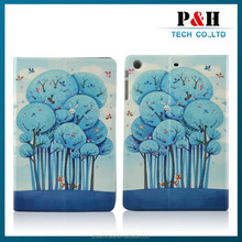 Coful printed leather case for IPAD AIR