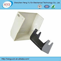 dental equipment dust cover plastic rectangular serving tray thermoforming plastic vacuum forming