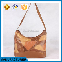New product woman patchwork bags ladies handbag manufacturers