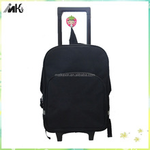 Latest fashion kids cartoon picture of school bag , for travel trolley luggage bag