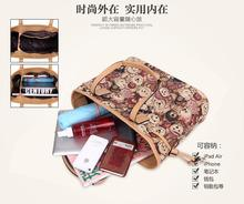 Hot selling design your own leather handbag with high quality