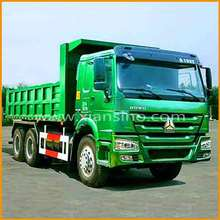 dump truck quotation 6x4 HOWO tipper truck