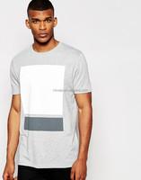 65 Polyester 35 Cotton China Wholesale Printing T-Shirt Extra Long American Apparel T Shirt