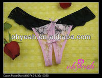 High fashionable g string models panties sexy