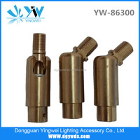 86300 Adjustable Brass Universal Joint
