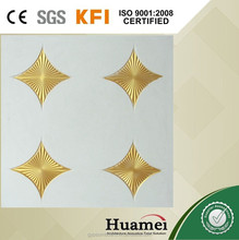 white gypsum ceiling board CS - STAR