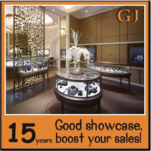 Modern high end fashion jewellery shops interior design images