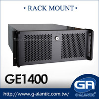GE1400 4U Rackmount Chassis Industry Chassis mini itx server computer case