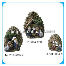 Pottery Religious Statues Nativity Item