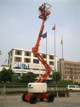 2015 New Product Truck Mounted Aichi Boom Lift