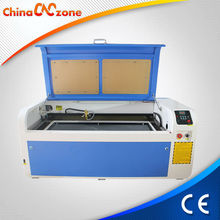 Factory Promotion 1040 80W Mini Laser Lathe Machine