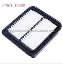 Auto filtro de aire del coche Dongfeng Fxauto 17801TXA00 17801-TXA00