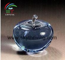 wedding favor crystal apple