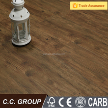 HOT SELL Indoor pvc vinyl flooring in roll with plank design