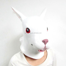 latex foam horror mask scary mask