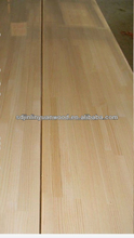 radiata pine wood finger jointed boards for drawer panel