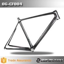 ORGE 3K 12K UD Weave Carbon Road Bicycle Frame Wholesale Bike Parts