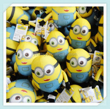Squashy Despicable Me Stuffed Sublimation Plush Toys