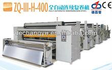 automático rebobinado de papel ZQ-III-H-400 (sin escalas, rollo de papel higiénico y papel de cocina)
