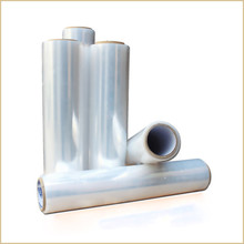 2015 new products clear lldpe wrap plastic