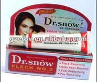 Dr. Snow Fleck No.2 (Effectively Material Medical) face whitening cream