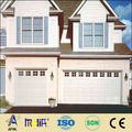 sección y enrolle estilo de puertas de garaje