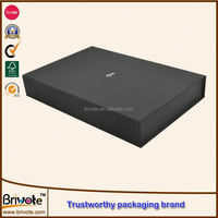 faux leather custom packaging suitcase/leather cosmetic gift set packaging box/leather shoes paper box