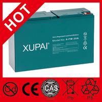 Maintenance-free 12-volt electric motor 12v12ah storage battery