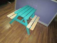modern fsc teak garden furniture/teakwood patio table set