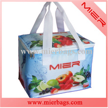 2015 promotion thermal picnic cooler lunch bag for women