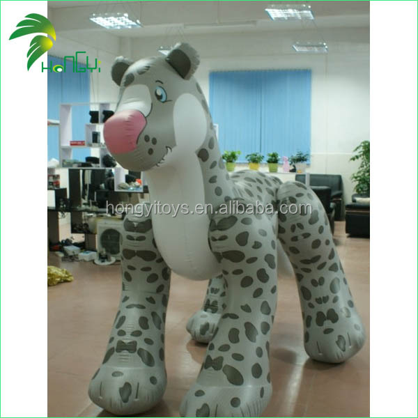 Giant Inflatable Leopard Decoration (1)