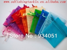 Alibaba organza candy bags for wedding decoration