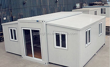 Guangzhou economical high quality light steel villa for sale