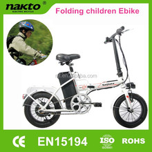 14 inch children folded bicycle in big discount