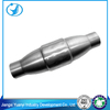 catalytic converter for carbon exhaust