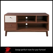 Fashion furniture led tv wall entertainment unit