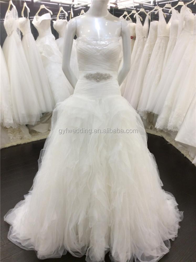 Wholesale alibaba hot bridal wear sweetheart low waist for Low waist wedding dress