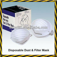 Disposable single layer cheap dust mask