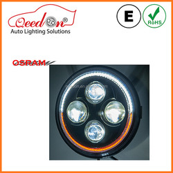 Qeedon 2015 newest design high performance 7 inch buy car headlight units restoration