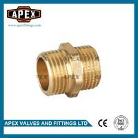 High Quality Wholesales Price APEX Brass Equal Nipple