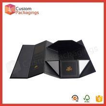 Custompackagings elegant paper box folding instructions