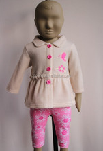 Baby Girl Boutique Clothing/Lovely baby clothes set wholesale
