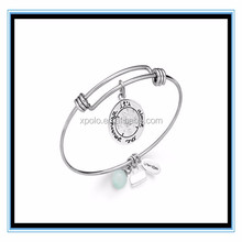 Mothers Day Gifts Unwritten Journey Charm Bangle Bracelet