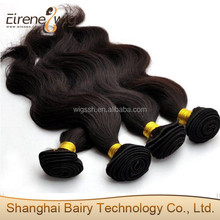 Eirene New Arrival Premium Quality Large Stock wholesale virgin body wave brazilian private label human hair