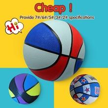 custom cheap sport dual color basketball,basketball balls wholesales